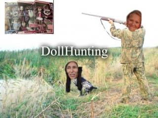 Охота на кукол в Турции, Анталия\/DollHunting Turkey Antalya