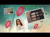 Holiday make up / Night party life / Экспериментальный макияж на вечеринку или праздники