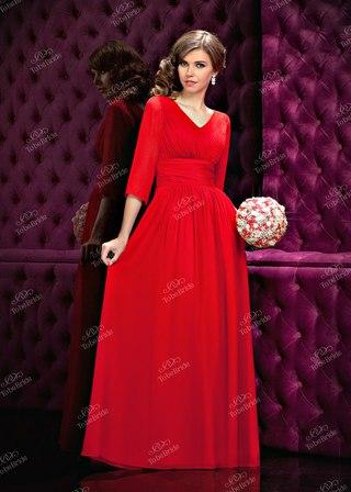 коричневое платье с розой на спине крючком