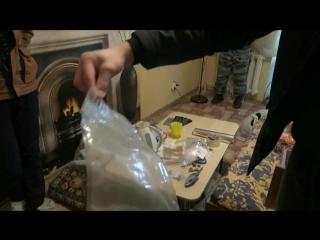 Иваново - задержание подозреваемого в наркоторговле