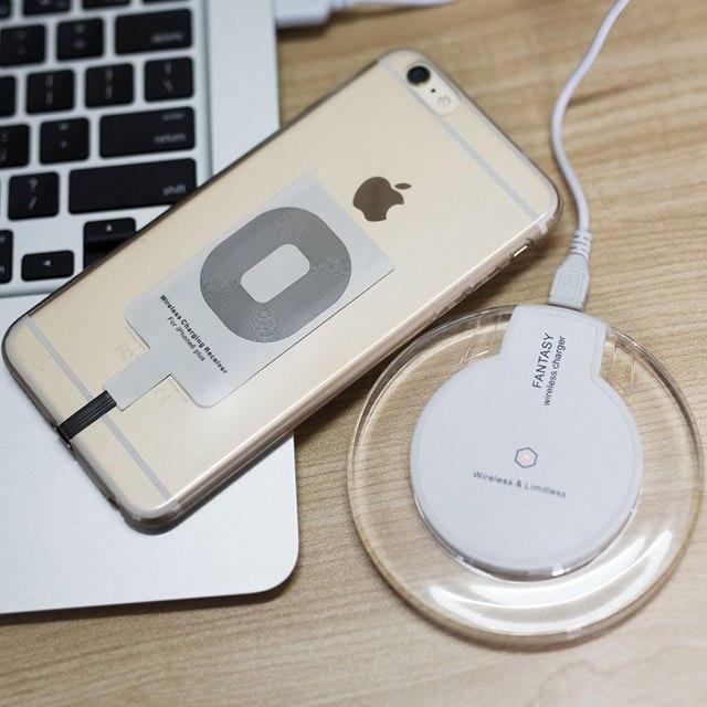 Беспроводная зарядка для iPhone 5, 6