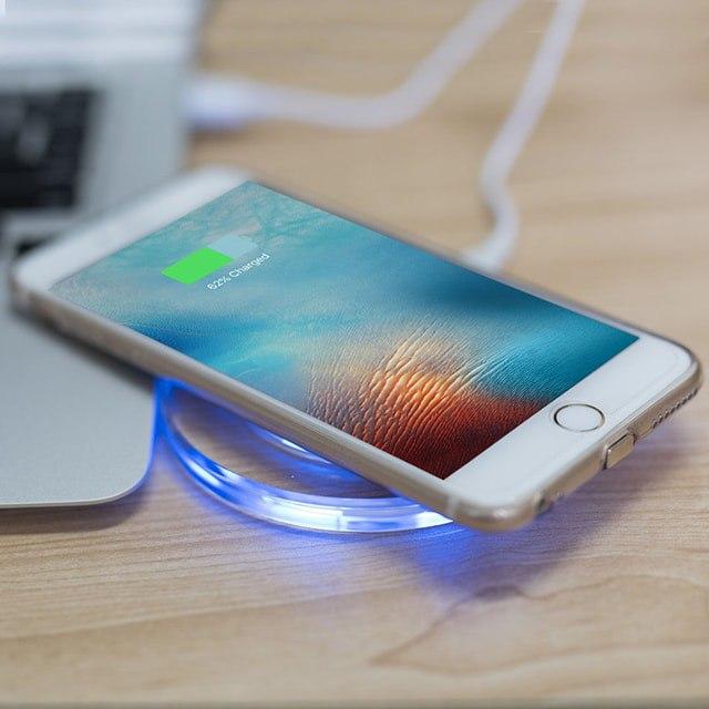 беспроводная зарядка для телефона Apple iPhone 5, 5s, 6, 6s, 6 plus и 6 s plus