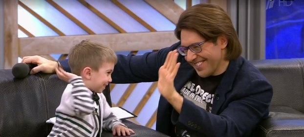 Четырехлетний ребенок из Черкесска стал звездой Ютуба
