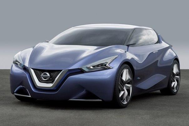 Nissan создаст электрокар, работающий на спирте