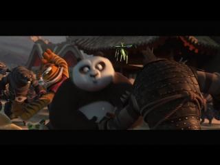Кунг-фу Панда 2/Kung Fu Panda 2 (2011) ТВ-ролик №9