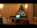 Weihnachtsfeier 2015 - Piano Pachelbel - Anton Glotov