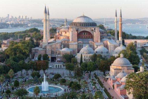 Türkiye'deki Toplam Cami Sayısı 2017