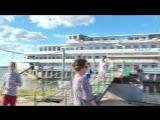 Стоянка в славном городе Козьмодемьянске