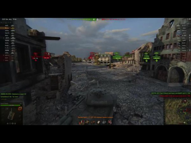 World of Tanks ИС-4: Или море удовольствия