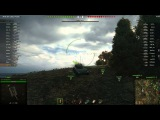 World of Tanks Дрифт AMX 13 75 _HraM WoT_