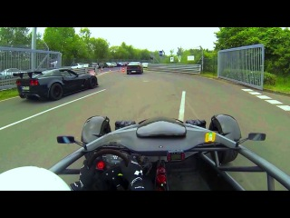 Ariel Atom FAST LAP on Nurburgring | GREEN HELL