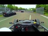 Ariel Atom FAST LAP on Nurburgring GREEN HELL