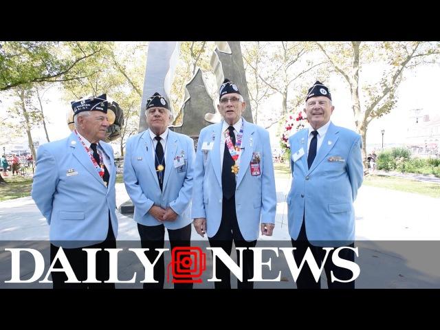 Korean War veterans honor 66th anniversary of conflict