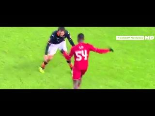 Liverpool vs Exeter city 3-0 Sheyi Ojo Goal