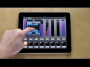 Luminair for iPad - multi-touch DMX lighting control - A Quick Preview