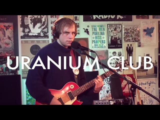 Uranium Club - Sunbelt (Live on Radio K)