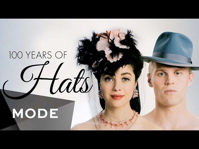 100 Years of Fashion: Hats ★ Glam.com