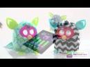 Furby Boom  Видео обзор Интерактивной плюшевой игрушки Ферби Бум от hittoy.ru
