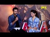 Ranbir REVEALS how he felt when he first met Deepika | Tamasha | 9xe.com
