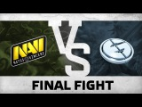 Final fight! by Na`Vi vs EG (Game 2) @ Dota Pit S4