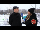 Острый репортаж с Аллой Михеевой Открытие сезона моржевания