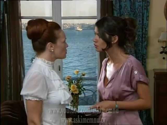 Aşkı Memnu 41.Bölüm Bihter Katya Firdevs Nesrin Azarlama Sahnesi
