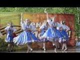 Веселый русский народный танец