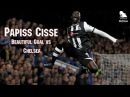 Papiss Cisse ● Beautiful Goal vs FC Chelsea | HD