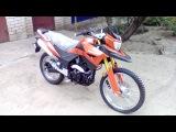 ★ Обзор Мотоцикла Racer Ranger RC300-GY8 (Видео/Фото)