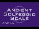 Higher Intuition 852Hz - Ancient Solfeggio Scale - Binaural Beats