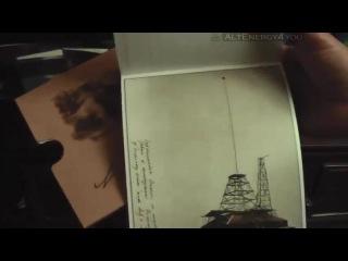 Устройство башни Тесла Ворденклиф  74 метра в высоту, 57 метров в глубь земли, 8 цилиндров с тяжелой