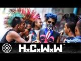 NEVER REVERSE - STREET PUNX - HARDCORE WORLDWIDE (OFFICIAL HD VERSION HCWW)
