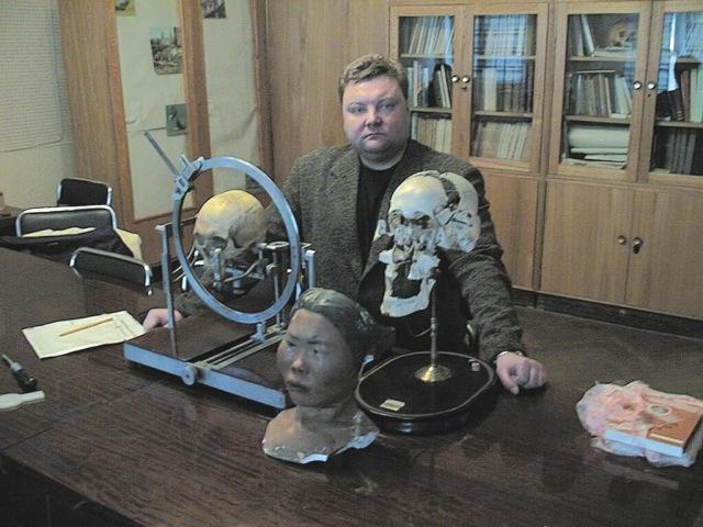 Владимир Авдеев Расы это различные биологические виды Расовая теория и биополитика