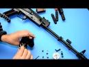 Обзор подствольного гранатомета TAG Innovation 015 для АК-74