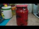 Баклажаны жареные в томатном соусе на зиму рецепт