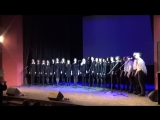 Академический хор им. Е.Гайдука - Незнакомка