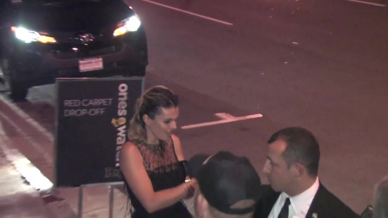 Serinda Swan outside the PEOPLE's Ones To Watch Event at Ysabel in West Hollywood