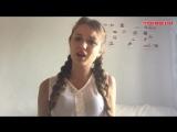 БАСТА - ВЫПУСКНОЙ,МЕДЛЯЧОК (cover by Vera Berlova),красивая девушка классно спела кавер,красиво поет,классный голос,поёмвсети