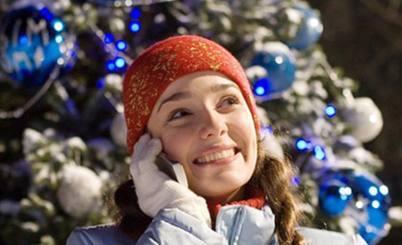 Абоненты «МегаФона» на Кубани, в Ростовской области показали самый высокий новогодний трафик