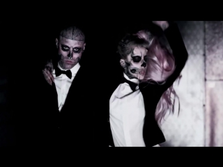 Lady gaga - born this way (official video 2011) rick genest aka zombie boy