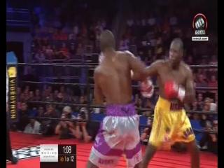 2016-07-29 Адонис Стивенсон — Томас Уильямс РУБКА! Adonis Stivenson Чикенсон 7 защита WBC. Стангрит