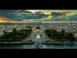 Потрясающие кадры Парижа, снятые в 5K