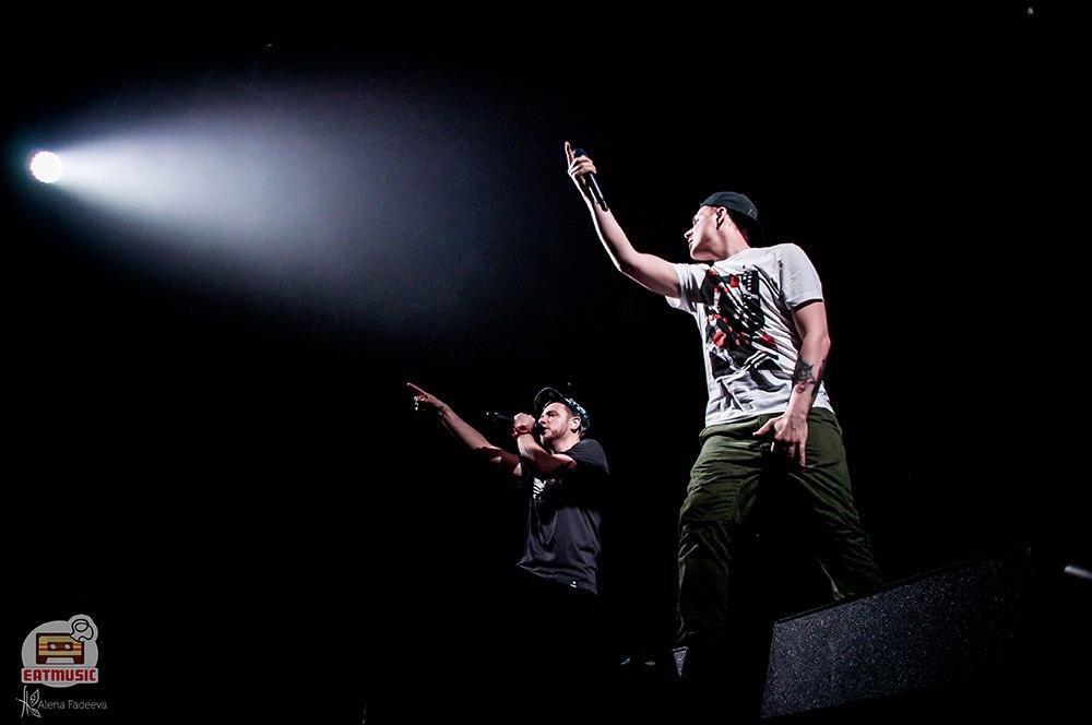 Концерт Anacondaz + Stereoman 26 марта СПб