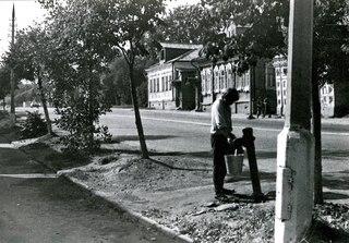 старые фото сергиева посада