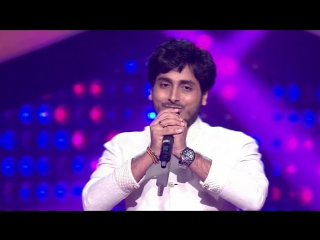 The Voice India - Atit Kumar Pandey Performance in Blind Auditions