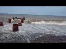 Small storm on the Black Sea / Небольшой шторм на Черном море