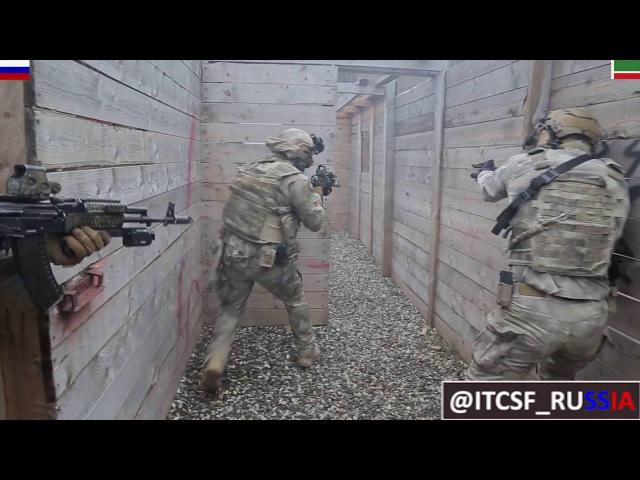 Фильм о Международном Учебном Центре Сил Специального Назначения