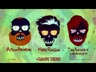 "Action Bronson Dan Auerbach (of The Black Keys) ft. Mark Ronson – ""Standing In The Rain"""