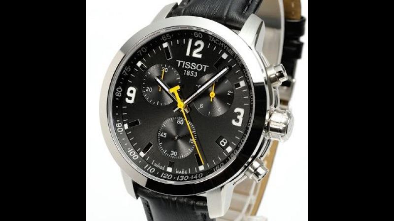 TISSOT WATCH T055.417.16.057.00 PRC200 BLACK REVIEW MENS ティソ ブラック レビュー メンズ 腕時計