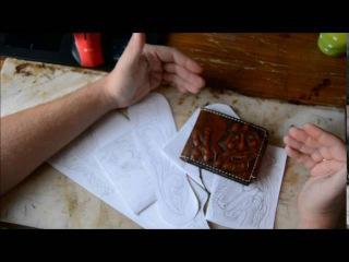 Резьба по коже Где начинающим брать шаблоны рисунков и орнаментов
